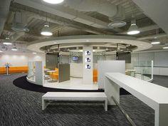 オフィスデザインならオカムラ | VAP inc. 様の事例