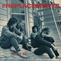 """The Replacements """"Let It Be""""The 3rd studio album by punk rock band The Replacements, originally released in 1984. Features the single """"I Will Dare"""". U... #vinyl #record #sealed #records #rhino #replacements"""