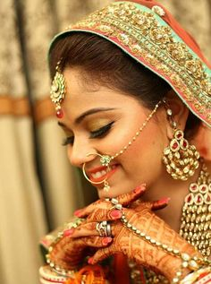 Shruti Sharma Bridal Makeup Info & Review | Best Bridal Makeup in Delhi | Wedmegood