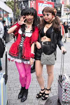 https://flic.kr/p/pBoZ2N | Halloween Night Costumes in Shibuya | Halloween costumes on the street in Tokyo's Shibuya neighborhood on Halloween night 2014. We also uploaded a video of the Shibuya Halloween Night Street Party on YouTube.