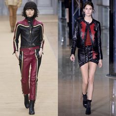 The main trends of Fall - Winter 2016/2017 Womenswear  No.12 Moto racing #fashion #trend #fall #winter #fw2016 #womenswear #moto #style #woman #outfit #ootd #newseason #fashiondesign #design #collection #runway #JDS #chloe #anthonyvaccarello #мода #тренд #тенденция #осень #зима #мото #стиль #дизайнодежды #новыйсезон #коллекция #подиум The review was prepared by Natalia Kolesova, an expert of JDS
