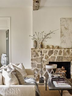 Mix and Chic: Inside a rustic and perfectly curated home in Buckhead!