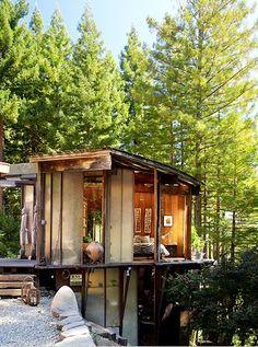bay area treehouse