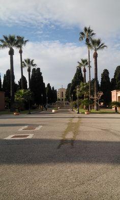 Ingresso cimitero san Michele