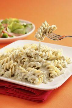 Fusilli Recipes, Pasta Recipes, Cooking Recipes, Healthy Recipes, Salad Dishes, Mexican Food Recipes, Ethnic Recipes, Keto Food List, Macaroni And Cheese
