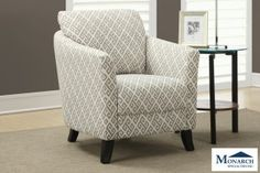 Sandstone Grey Accent Chair