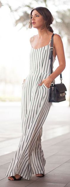 Summer Stripes Styling by Lovely Pepa