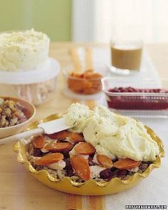 See the Thanksgiving-Leftovers Shepherd's Pie in our Thanksgiving Leftovers gallery