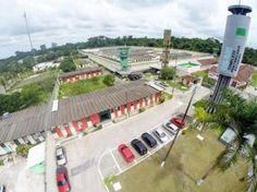 Complexo Prisional Anísio Jobim, gerido pela Umanizzare, palco do segundo maior massacre da história penitenciária do Brasil - Créditos: Umanizzare/Reprodução
