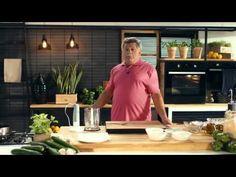 Λαζάρου | Κεφτεδάκια με γιαούρτι και φέτα - YouTube Chicken, Kitchen, Youtube, Cooking, Kitchens, Cuisine, Youtubers, Cucina, Youtube Movies