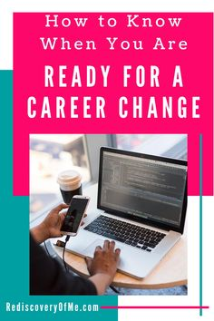 Fed up at work? Looking for a new career? How do you know when you are ready for a career change? Find out how to switch careers in your 20s, 30s, 40s or even 50s. Don't get stuck in a job you hate, learn more about changing careers. Interview Techniques, Job Interview Questions, Job Interview Tips, Career Change, New Career, Career Advice, Find A Job, Get The Job, Unhappy At Work