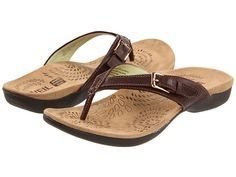 edf4282792a4e Orthaheel Dr. Weil by Orthaheel Restore II Sandal Brown - Zappos.com Free  Shipping