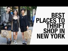 Best Thrift and Vintage Stores in New York | Chictopia x Barbro Andersen...
