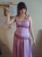 Megara Dress From Simplicity 4940 by Emerald787