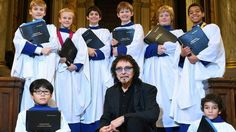 Black Sabbath founder Tony Iommi swaps his heavy metal roots for an ecclesiastical project by writing and producing a piece of choral music.