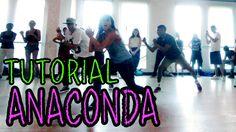 Nicki Minaj - ANACONDA Dance TUTORIAL | Choreography by Matt Steffanina ▶ TWITTER - http://twitter.com/MattSteffanina ▶ INSTAGRAM - http://instagram.com/Matt...