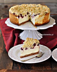 Po wyjęciu z piekarnika odstawić Mousse Cake, Food Cakes, Cake Recipes, Cheesecake, Food And Drink, Butter, Favorite Recipes, Chocolate, Cooking