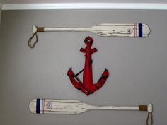 Project Nursery - Nautical Nursery Wall Decor