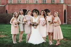 lovely mix of dresses