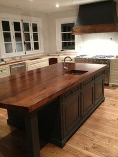 bastille kitchen island