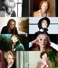 Meryl Streep, the greatest actress, a truly star!!
