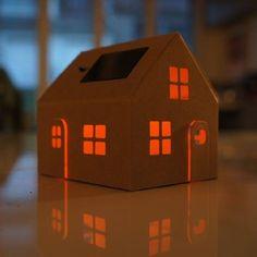 build your own solar powered night light by berylune | notonthehighstreet.com