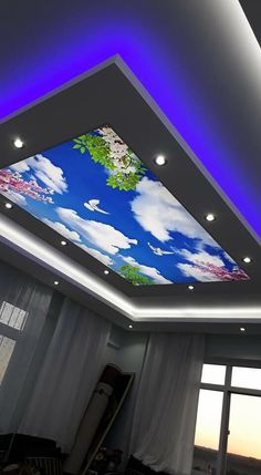 Stunning Cool Ideas: False Ceiling With Wood Interior Design false ceiling diy chandeliers.False Ceiling With Wood Interior Design false ceiling hall beautiful. Roof Ceiling, Ceiling Plan, Ceiling Decor, Ceiling Lights, False Ceiling Living Room, Bedroom False Ceiling Design, Lcd Panel Design, Bari, Wallpaper Ceiling