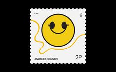 Stamps for Another Country on Behance