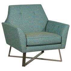 Shop for Justine Green Polyester/Metal Accent Chair. Get free shipping at Overstock.com - Your Online Furniture Outlet Store! Get 5% in rewards with Club O!