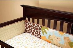 The Lion King Jungle Fun SecureMe Crib Bumper by Disney * Check this awesome product by going to the link at the image-affiliate link.