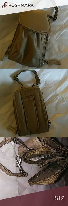 Baggallini Pouch Wristlet Preowned Baggallini Accessories Key & Card Holders