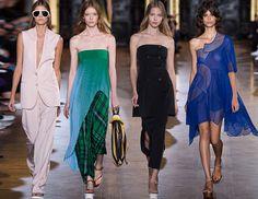 Stella McCartney Spring/Summer 2016 Collection  #fashion #runway #catwalk