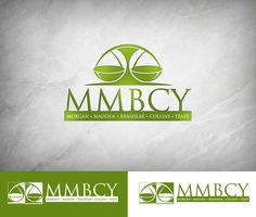 just the general concept/condensed  MMBCY Law Firm logo design by ~Stephen-Coelho on deviantART