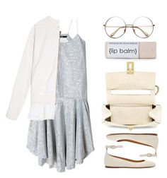 """""""walk on clouds"""" by imahaterofallthings ❤ liked on Polyvore featuring TIBI, Clu, Isabel Marant, Chloé and ruffles"""