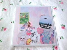 A girls guide to life ♡: How to decorate your binder for school ♡