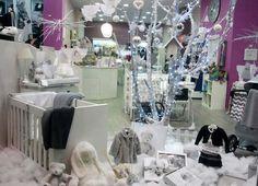 escaparate navidad Christmas Deco, Matilda, Shop Displays, Christmas Decor, Christmas Jewelry