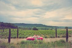 Another beautiful French Countryside Wedding! I'm starting to envision my wedding...