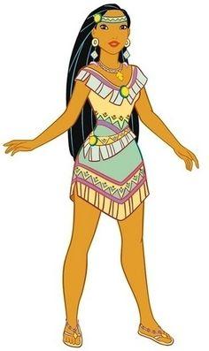 chibi pocahontas | Pocahontas - disney-leading-ladies Photo