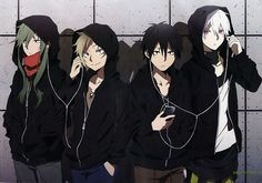 Kagerou Project | Mekaku City Actors