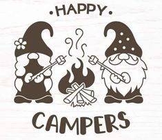 Camping Signs, Camping Life, Happy Campers, Mason Jar Crafts, Transfer Paper, Printable Coloring, Embroidery Files, Mug Designs, Photo Cards