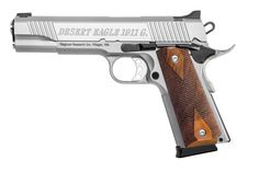 Magnum Research  Stainless Steel Desert Eagle 1911