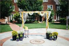 outdoor wedding ceremony decoration ideas   CHECK OUT MORE IDEAS AT WEDDINGPINS.NET   #weddings