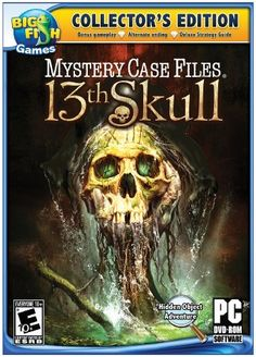 mystery case files 13th skull free download full version crack