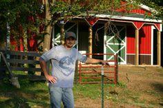 Brad Paisley's Barns - built by Nat'l Barn-TN