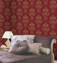 alibaba.com - 2013 latest wallcovering modern Style classical wallpaper decor wallpaper - 1 Roll (Min. Order)