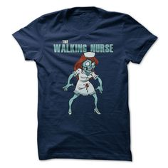 The Walking Nurse T-Shirts, Hoodies, Sweaters
