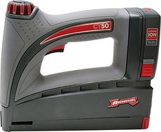 """From @chris: Arrow CT50 Professional Cordless Staple Gun, found on """"Cool Products"""" board. www.arrowfastener.com"""