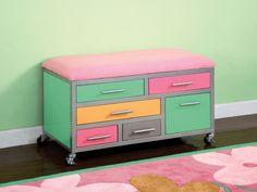 19 Interesting Childrens Storage Bench Photograph Designer