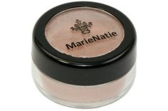 Loose mineral eye shadow available in 13 shades $15 each.  #allnatural #cosmetics #marienatie #makeup #eyeshadow