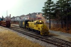 Allagash Railway - Andover, Maine scenery complete - images | Model Railroad Hobbyist magazine | Having fun with model trains | Instant access to model railway resources without barriers